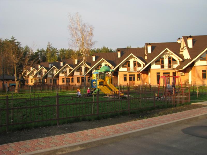 خرید ویلا اوکراین دهکده ایرپین