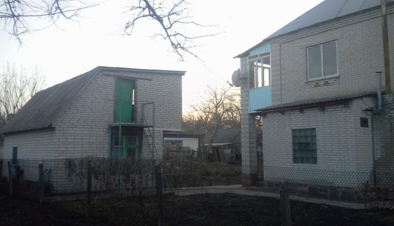 خرید خانه اوکراین یاگوتین 1997