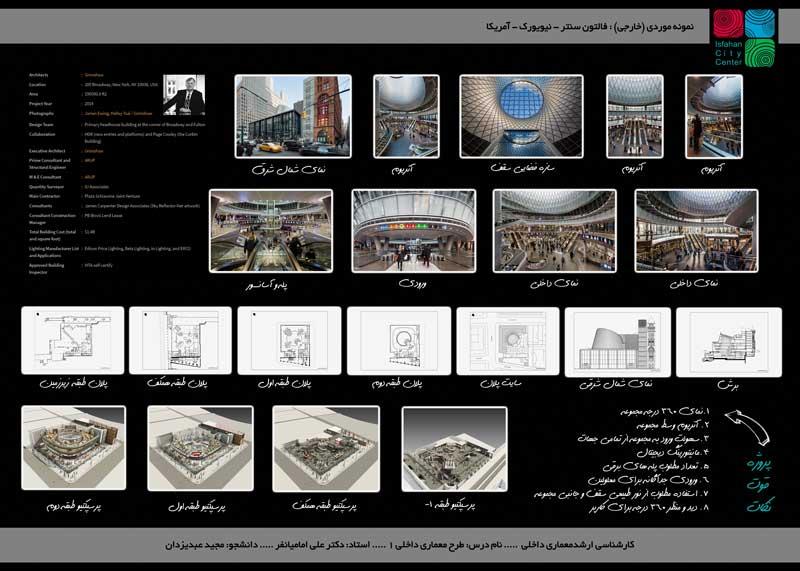 معماری داخلی نمایشگاه لوازم خانگی