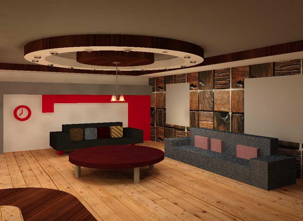 طرح معماری 3 طراحی داخلی خانه