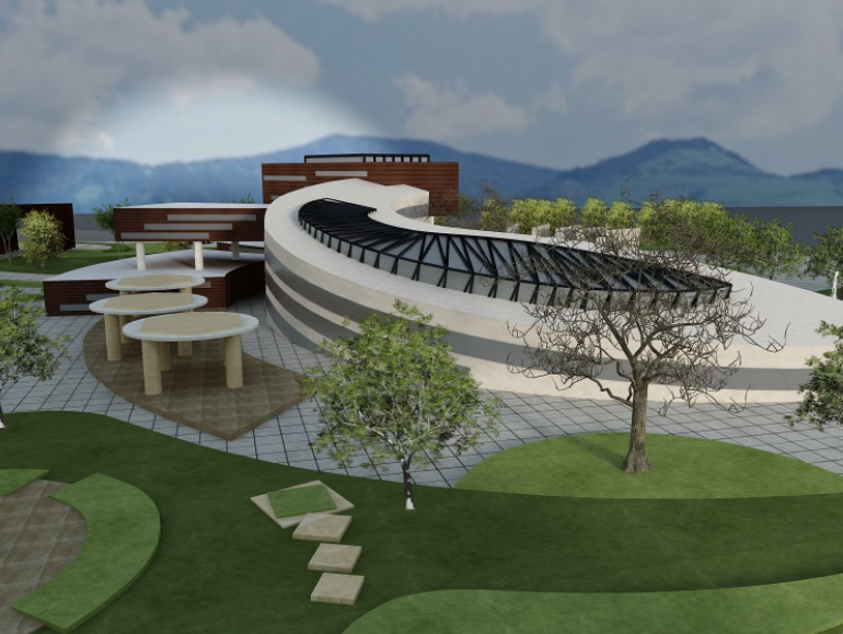 طرح نهایی پروژه طراحی خانه موسيقي