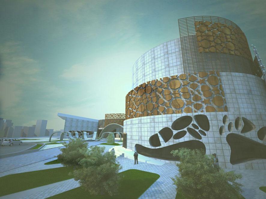 پایان نامه طراحی موزه فرهنگ و هنر