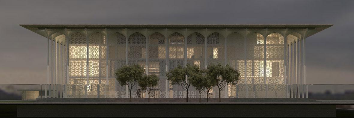 پایان نامه بنیاد هنری اصفهان
