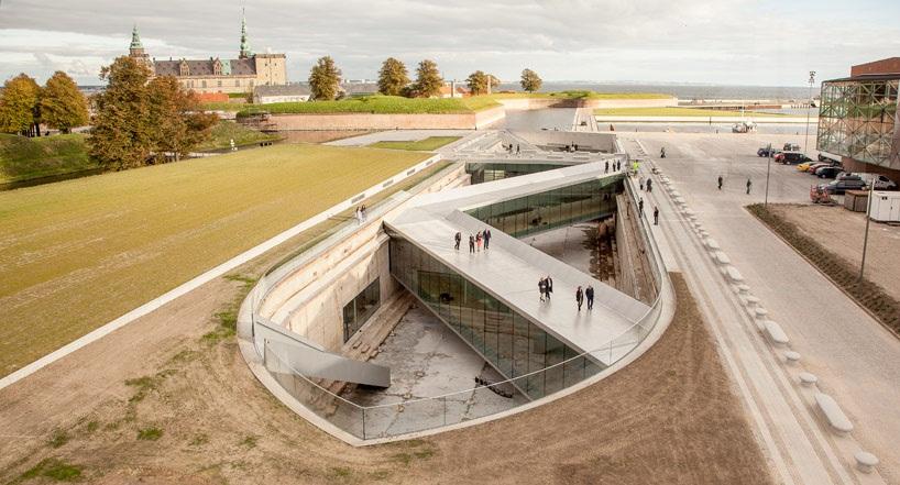 Bjarke Ingels گروه معماری BIG