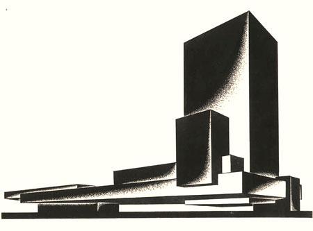 معماری کانستراکتیویسم Constructivist Architecture