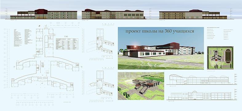 طرح نهایی پروژه مدارس اقلیمی