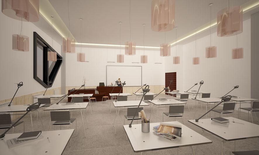 پایان نامه طراحی هنرستان معماری