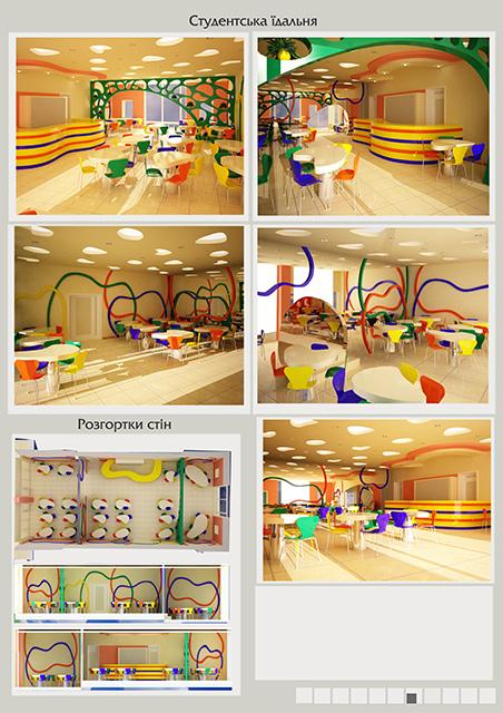 طرح 1 ارشد معماری داخلی خوابگاه