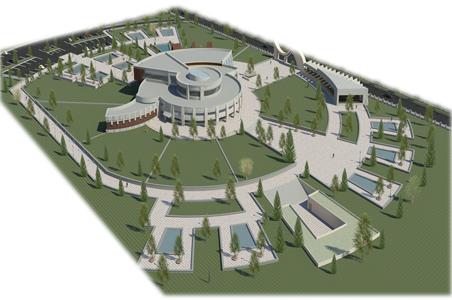 طرح نهایی پروژه موزه تاریخ هنر
