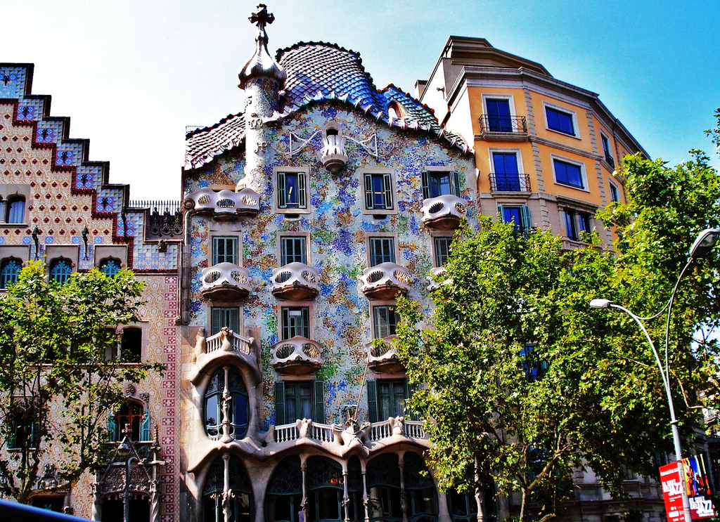 Anthony Gaudi آنتونی گائودی