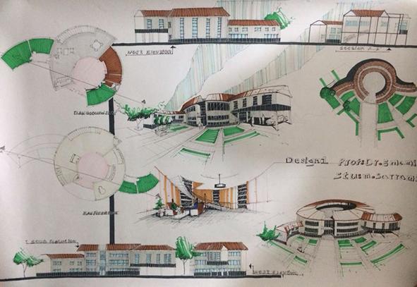 طرح 1 معماری، پروژه خانه معمار 001111