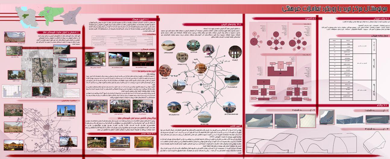مرکز تجاری رویکرد تعاملات فرهنگی